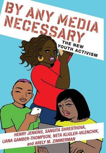 """By Any Media Necessary"" will be published this summer."