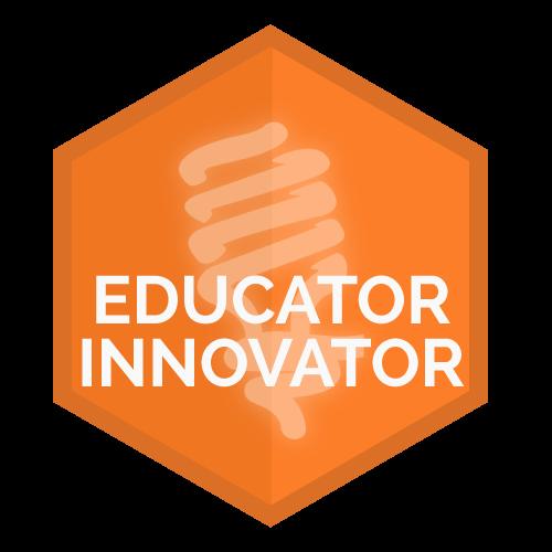Educator Innovator Badge