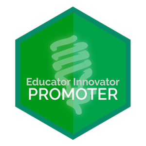 Promoter Badge